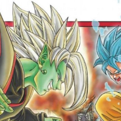 Dragon Ball Super Tome 5